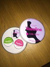 Vaseline Lulu Guinness Selection Lip Tin Gift Set