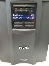 NEW / NOB SMT1000I APC Smart-UPS 1000VA LCD 230V Battery Backup SMT-1000