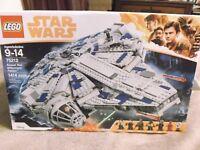 Lego Star Wars Kessel Run Millennium Falcon 75212 New With 7 Minifigures
