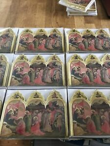 Job Lot 10 Packs Of 10 Charity Christmas Cards worth £43.50for £9.99 only