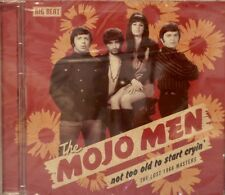 THE MOJO MEN 'Not Too Old to Start Cryin' - BIG BEAT