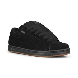 Etnies Kingpin Shoes - Black / Charcoal / Gum