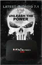 "MXQ Pro 4K - Android Box - 7.1 - ""PUNISH THE COMPETITION"""