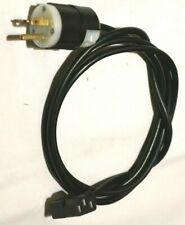 6-20P C13 Adapter Cable 6 Foot Power Cord 220V 230V 240V 250V AC 6FT