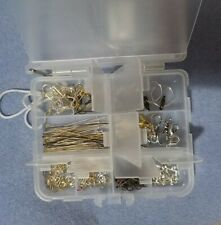 Jewelry Findings Earring Set In Case