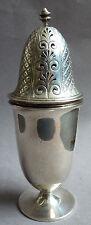 Saupoudreuse encensoir en argent massif Danemark  silver