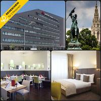 3 Tage 2P Wien 4 Sterne Austria Trend Hotel Doppio Kurzreise Wochenende Reise