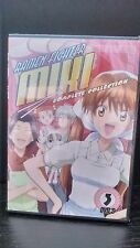 Ramen Fighter Miki Complete Collection Anime DVD R1