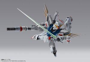 METAL BUILD Gundam F91 CHRONICLE WHITE Ver. Mobile Suit Gundam F91 BANDAI NEW
