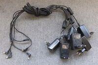 Lot of 6 GlobTek WR9QX310LRP-N-KIT 41052-1548 EU AC Power Adapter 14W 48V 0.31A