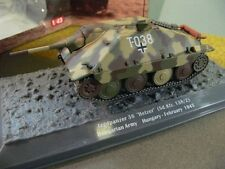 1/43 Ixo Jagdpanzer 38 Hetzer SD.KFZ.138/2  Ungarn 1945 Panzer 22