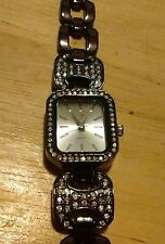 Vintage JS ladies watch, running with new battery NR J