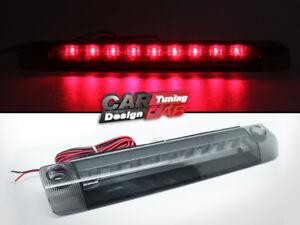 Smoked Lens High Mount 3rd LED Third Brake Light For Toyota Prius 4Runner Sienna