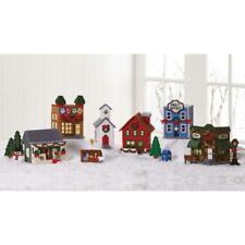 Herrschners Christmas Village Plastic Canvas Kit