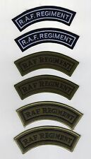Infantry Cloth Collectable Badges/Pins