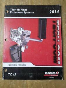 Case IH Tier 4B Final Emissions System 2014 Technical Training TC 45 1J-3100-M2