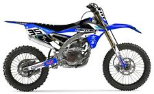 Fast Yamaha Graphics Factory Backing YZF 250-450 06-09