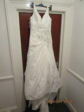 ROSETTA NICOLINI Wedding Dress Size 14