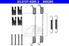 Zubehörsatz, Bremsbacken für Bremsanlage Hinterachse ATE 03.0137-9285.2