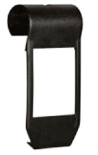 Swissphone Replacement Belt Clip for s.Quad Voice, 360, ATEX, X15, X35 Pagers