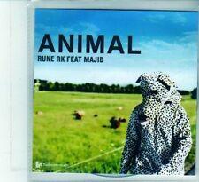 (DU580) Animal, Rune RK ft Majid - DJ CD