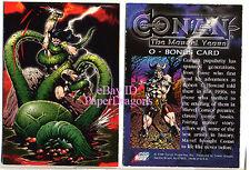 CONAN All-Chromium Series 4 - The Marvel Years - Bonus Box Topper Chase Card 0