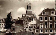 LEIDEN ältere AK Holland Leyden Huis Kartebrugker Niederlande 50/60er Jahre