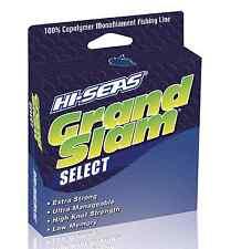 Hi-Seas Grand Slam Select Copolymer Line 4# 4Lb 300Yd Spool Gsc-F300-04Fc