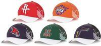 NEW NBA Adidas Bankshot Cap Hat Flex Fit