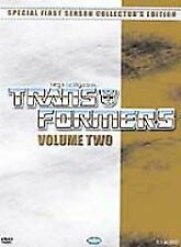 Transformers - Season 1: Vol. 2 (DVD, 2002)