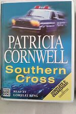 Southern Cross by Patricia Cornwell: Unabridged Cassette Audiobook (FF1)