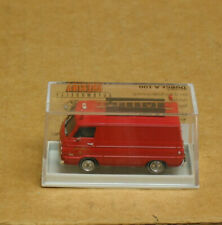 Brekina HO Fire Dept. 6 Dodge Van