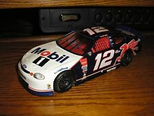 1997 Hot Wheels Diecast Nascar 1/24 1/25 Jeremy Mayfield #12 Mobil 1 Ford Taurus
