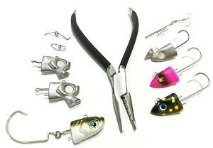 Wire Bending Loop Making Pliers for fishing tackle, DIY lures, rigs, jigs etc.