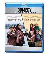 GRUMPY OLD MEN / GRUMPIER OLD MEN - JACK LEMMON - WALTER MATTHAU BLU RAY