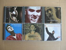 MORRISSEY - Lot of 6 CD's - The Smiths