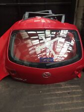 MAZDA 3 HATCHBACK 04-05-06-07-08 COMPLETE TAILGATE IN RED