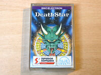 BBC Model B & Acorn Electron - Deathstar by Superior Software / Blue Ribbon