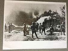 ww2 photo press  Japanese soldiers 1932   Shanghai     A92