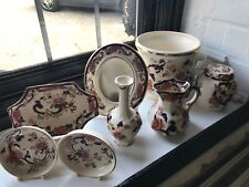 Masons Mandalay Red Ornaments In Very Good Condition