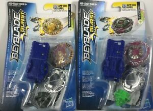 Lot of 2 Beyblade Burst Evolution Tops Anubion A2 & Evipero FREE SHIPPING