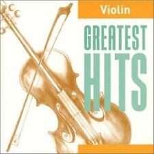 New: VIOLIN GREATEST HITS - Various Artists (Classical/Music Scores) CD