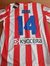 Camiseta Atlético de Madrid final copa del rey 2013 a estrenar