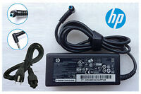 Genuine 65W AC Adapter Power Charger Cord 19.5V 3.33A  HP Pavilion Laptop Blue