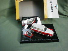 CITROEN ID BREAK RTL COLLECTION TOUR DE FRANCE 1/43 NOREV