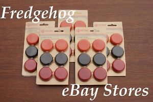 "30mm x 40mm (1.6"") Foam / Sponge Ear Pads for Earphones & Headphones - 5 Packs"