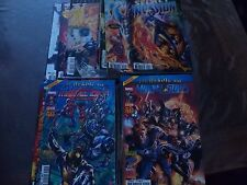 Lot de 41 Comics VF Secret Invasion Heroic Age X-men Stars Legend Icons Universe