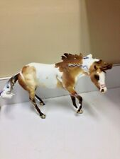 "CM Custom Breyer Horse ""Choose Your Own Idea Painted On A Model"" by Janice Flynn"