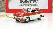 Scale model car 1:43  Trabant P50