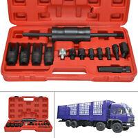 14pcs Injection Puller Bosch Delphi Deso Siemens Diesel Injector Remover Tool